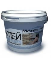 Гипсовый клей Monte Alba 4.0 кг