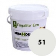Kerakoll Fugalite Eco Silver 51 - Затирки для швов на эпоксидной основе Kerakoll