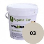 Kerakoll Fugalite Eco Perl Grey 03 - Затирки для швов на эпоксидной основе Kerakoll