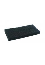 Черный пад с перчатками